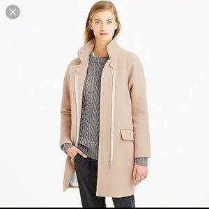 J Crew oversized coat